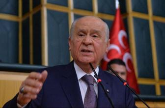 MHP lideri Bahçeli'den Abdullah Gül çıkışı!