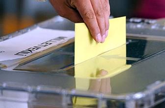 Seçim Takvimi Resmi Gazetede yayımlandı