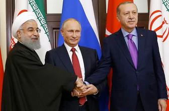 Üç liderin görüşmesine Tel Rıfat damgası