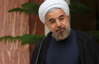 İran Cumhurbaşkanı Ruhani Türkiye'de!