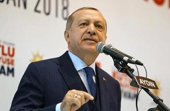Cumhurbaşkanı Erdoğan'dan dikkat çeken 1 Mayıs mesajı!