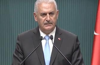 Başbakan Yıldırım'dan vatandaşlara müjde üstüne müjde