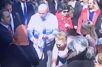 Meclis'te rezalet! CHP'li vekil kadını soyup kendisi giyindi!