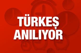Ölümünün 21. yılında Alparslan Türkeş anılıyor