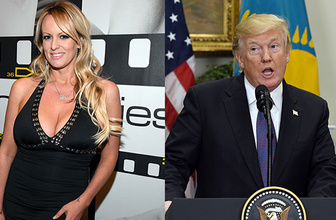 Tek gecelik ilişkiyi ifşa etmişti! Trump ilk kez konuştu
