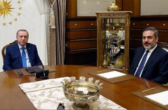 Erdoğan MİT'e niye teşekkür etti? Perde arkası aralandı