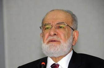 Saadet Partisi'nde istifa Karamollaoğlu bu sözlere kızacak