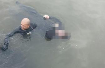 Kayıp olarak aranan kadının denizde cesedi bulundu