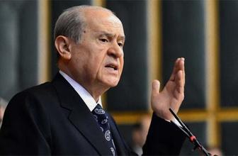 Devlet Bahçeli'den af önerisi