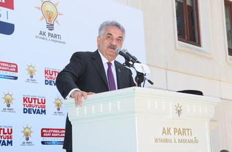 Yazıcı, İstanbul'da milletvekili aday adaylarıyla buluştu
