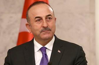 Bakan Çavuşoğlu: Bir devlet terörü var