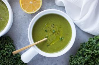 Yoğurtlu Kabak Çorbası nasıl yapılır?