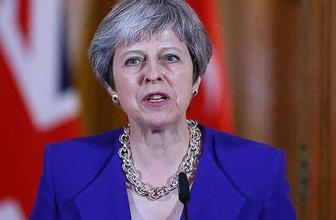 Theresa May'den Gazze açıklaması