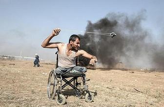 Filistin direnişinin simgesi: Fadi Abu Salah