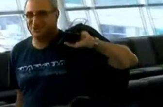İsraile büyükelçisi ülkesine böyle gitti!