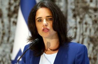 İsrailli bakandan Filistinlilerle ilgili 'pes' dedirten sözler