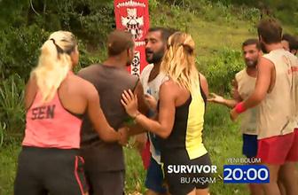 Survivor yeni bölüm tanıtımı Hilmicem ile Mustafa birbirine girdi!