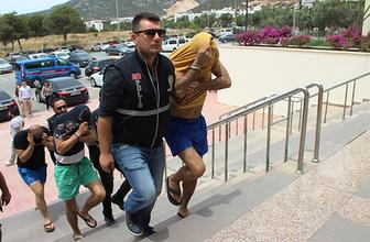 Sosyetenin kâbusu, Bodrum'da yakalandı! 'Fakirle işim olmaz'