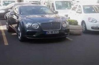 Bentley'li çeteye darbe! 250 milyon lira...