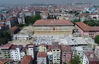 150 yıllık tarihi lise binası restorasyondan sonra ilk kez görüntülendi