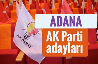 AK Parti Adana milletvekili adayları kimler 2018 listesi