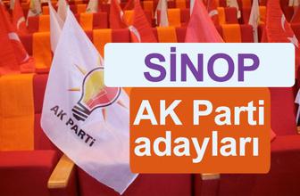 AK Parti Sinop milletvekili adayları kimler 2018 listesi