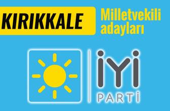 İyi Parti Kırıkkale milletvekili adayları 2018 listesi