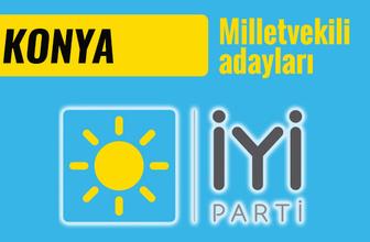 İyi Parti Konya milletvekili adayları 2018 listesi