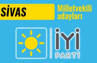 İyi Parti Sivas milletvekili adayları 2018 listesi