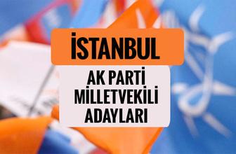 AKP İstanbul milletvekili adayları 2018 AK Parti listesi