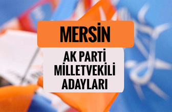AKP Mersin milletvekili adayları 2018 AK Parti listesi