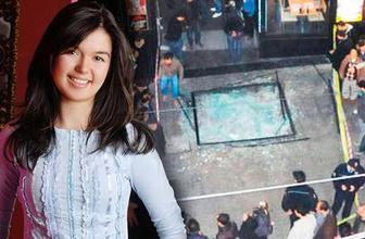 İstiklal'de düşen cam için Ece Turhan'a rekor tazminat