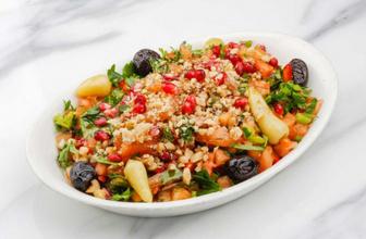 Gavurdağ Salatası nasıl yapılır?