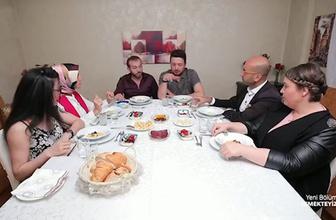 Yemekteyiz'de masanın tansiyonu yükselten soru!