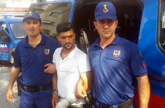 Aranan PKK'lı, Kuşadası'nda yakalandı