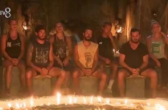 Survivor 27 Mayıs 2018 haftanın ikinci eleme adayı belli oldu