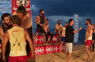 Survivor'da şok kavga: Adem ve Turabi, Acun Ilıcalı'yı çıldırttı!