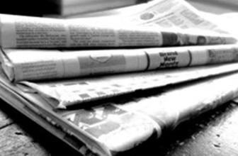 Gazete manşetlerinde bugün neler var?