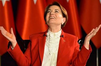 Akşener: İkinci tura Muharrem İnce kalırsa Erdoğan kazanır