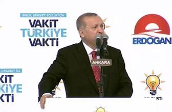 Erdoğan'dan Muhharrem İnce'nin Pensilvanya iddiasına yanıt!