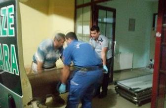 Fethiye'de iki İngiliz turistin çadırda cesetleri bulundu