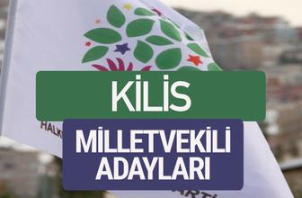 HDP Kilis milletvekili adayları 2018 YSK isim listesi