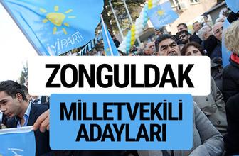 Zonguldak İyi Parti milletvekili adayları YSK kesin isim listesi