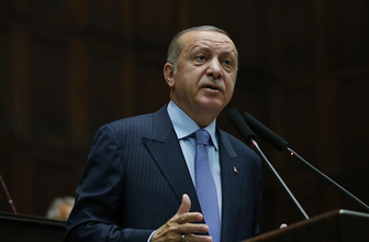 Erdoğan'dan CHP'ye beyanname eleştirisi