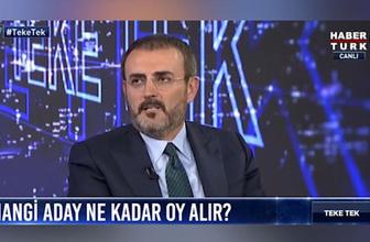 Mahir Ünal son anket sonuçlarını açıkladı! İşte AK Parti'nin oy oranı