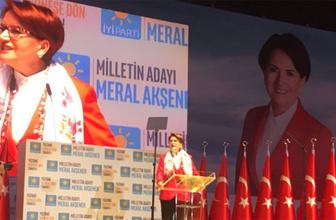 Meral Akşener seçim beyannamesini açıkladı neler vaat etti?