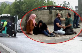Kayseri'de korkunç kaza: Sürücü her yerde aranıyor!