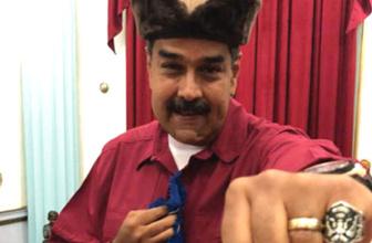 Venezuela Devlet Başkanı Maduro'dan 'Diriliş Ertuğrul' çağrısı