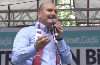 Soylu'dan Karamollaoğlu'na tepki: Bu teröristleri kurtaramayacaksınız