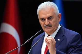 Başbakan Yıldırım'dan flaş Münbiç açıklaması